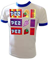 Vintage Pez Candy Toy Dispenser Heat Activated Original Licensed T-Shirt