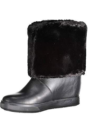 Guess Donna Calzatura Jeans Stivale Black Flfaz4ele10 Nero CwrSf4ZCq6