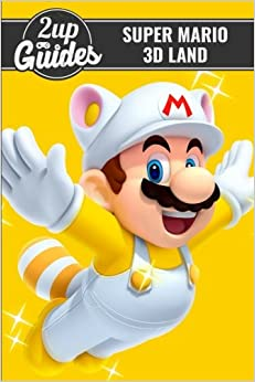 Book Super Mario 3D Land Strategy Guide & Game Walkthrough - Cheats, Tips, Tricks, AND MORE!