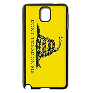 Dont Tread On Me Pattern Plastic Hard Case For Samsung Galaxy NOTE4 Case Cover GHLR-T383274