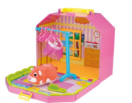 Zhu Zhu Pets A-021 Hamsters Trank House by Sega