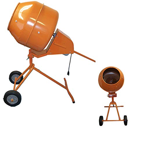 MH GLOBAL 8 Cubic Tall Cement Mixer Portable Concrete Mixing Motar Mixer -  CMT-10140-KIN-1170-0