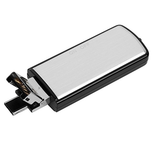 Voice Recorder by achhll, 8GB 512Kbps USB Flash Drive Digita