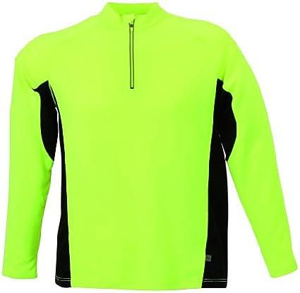 S M L XL XXL JN 307 Mens Running Shirt//James /& Nicholson