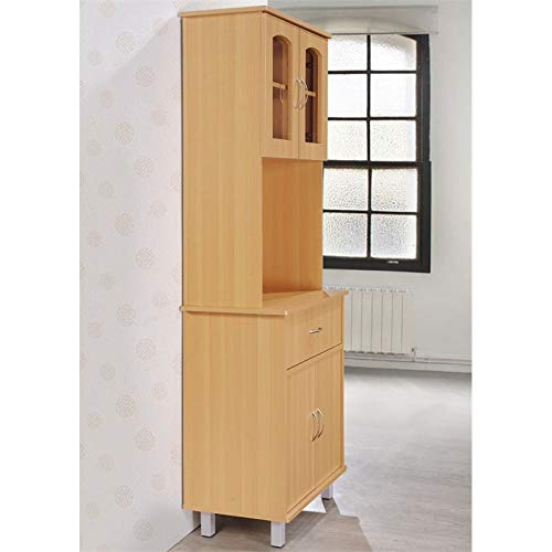 Pemberly Row Kitchen Cabinet in Beech by Pemberly Row (Image #5)