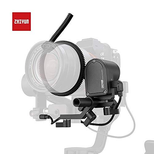 - Zhiyun TransMount Servo Zoom/Focus Controller (Max) for WEEBILL LAB and Crane 3 LAB.