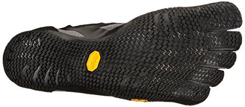 Sportive grey El Multicolore Uomo black Vibram Scarpe x Fivefingers wWy0PBqIB