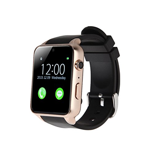 Bluetooth Smart watch GT88 with Bluetooth V4.0 Waterproof for IOS Android clock by Bigmai
