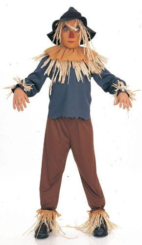 Wizard of Oz Child's Scarecrow Costume, Medium ()