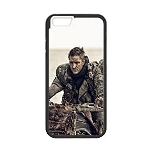 iPhone 6 Plus 5.5 Inch Cell Phone Case Black Mad Max Tom Hardy SLI_695750