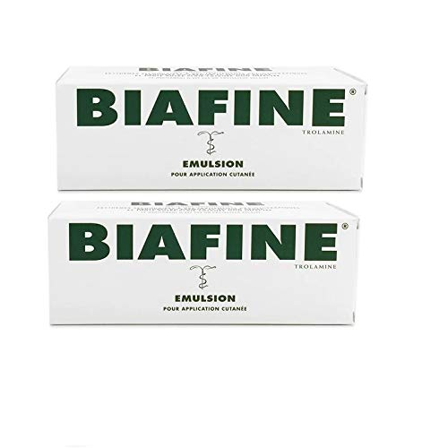 Biafine Emulsion hydratante 186g - Pack 2 x 186g