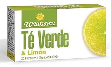 Amazon wawasana green tea lemon 100 natural from peru green tea lemon 100 naturalfrom perueen tea ccuart Images