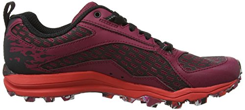 Femme Mudder Beet 38 Tough Crush Red EU Merrell Trail All Rouge Out de Chaussures Noir npOq8Iwx