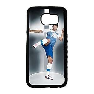 Delicate Design ACF Fiorentina Cell Phone Case Mario Gomez Print Plastic Phone Case Snap on samsung Galaxy S6