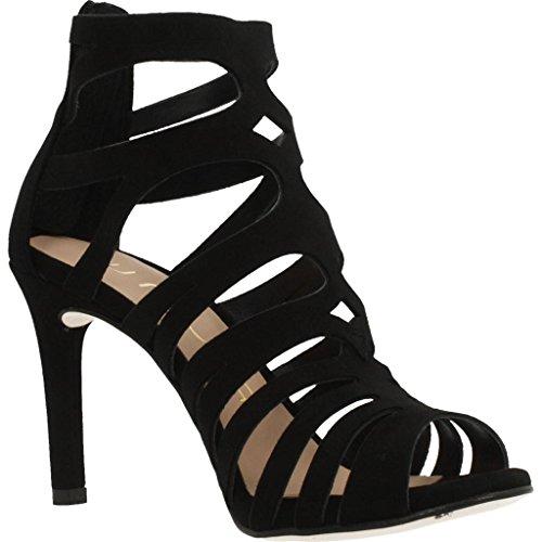 UNISA Sandales, Couleur Noir, Marque, modèle Sandales WANDEO KS Noir Noir