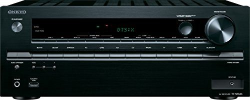 Onkyo TX-NR646 7.2-Channel Network A/V Receiver
