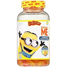 L'il Critters Multivitamin Gummies Strawberry-Banana, 190 count