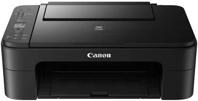 Impresora Multifuncional Canon PIXMA TS3350 Negra Wifi de inyección de tinta