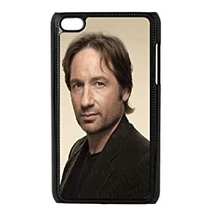 iPod Touch 4 Case Black David Duchovny Hank Californication S4O3HG