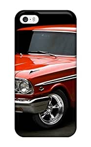 Anti-scratch And Shatterproof Ford Vehicles Cars Ford Phone Case For Iphone 5/5s/ High Quality Tpu Case