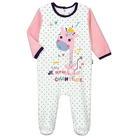 1de4a85e3ee95 Pyjama bébé velours Misslala - Taille - 12 mois (80 cm)  Amazon.fr ...