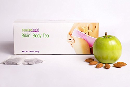 Bikini Body Detox Tea for Weight Loss - Best Slimming Tea on Amazon - Boosts Metabolism, Shrinks Love Handles and Improves Complexion (60 Day Cleanse) by Brazilian Belle (Image #2)