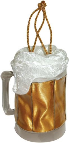 Rasta Imposta Beer Mug Purse Gold/White -