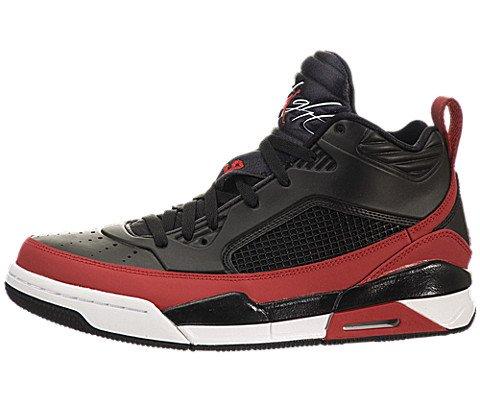 watch 31a54 80089 Nike Jordan Men s Jordan Flight 9.5 Black Gym Red White Basketball Shoe  10.5 Men US (B00OVCJL8A)   Amazon price tracker   tracking, Amazon price  history ...