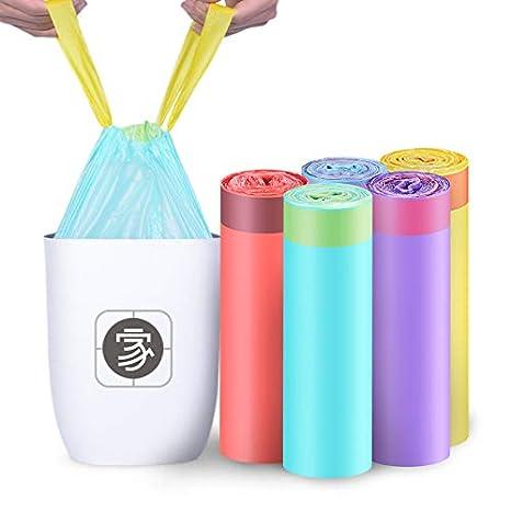 VIAOI - Bolsas de Basura de 50 a 60 litros, Resistentes ...