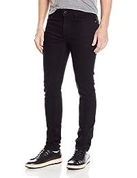 Calvin Klein Men's Skinny Jean Clean Black