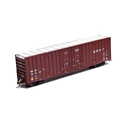 Athearn ATH75034 HO RTR 60' Gunderson DD Hi-Cube Box, BNSF #761297