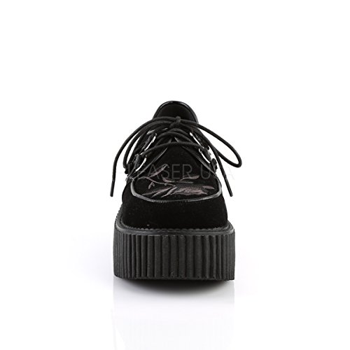 Shoes Womens CREEPER Demonia BVEL 219 UzAwI