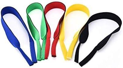 5 St/ück elastisch ASAPCHIC Neopren-B/änder f/ür Brillen und Sonnenbrillen