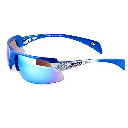New MORMAII Quequen Mens Eyewear Glasses Polarized Lens Sunglasses Black - Mormaii Sunglasses