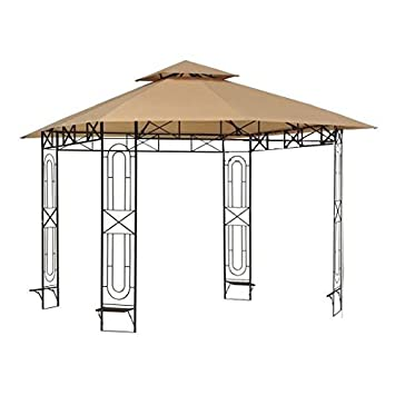 Garden Winds Replacement Canopy for Gardenscape Gazebo