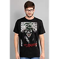 Camiseta The Joker A Piada Mortal Black
