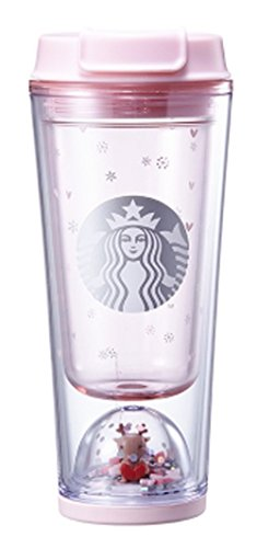 해외 한정 스타벅스 루돌프 워터 볼 텀블러 스타벅스 Starbucks Rudolph waterball tumbler 355ml   (Rudolph)
