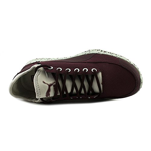 Calcetín Puma Hombres Ignite Zapatillas Fashion Winter Tech Fashion Wine-glacier Grey