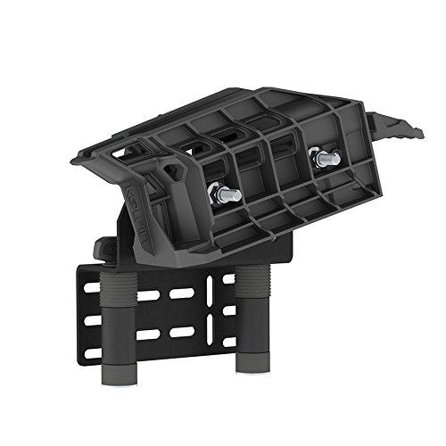 Kolpin 30815 Stronghold Auto Latch Mount (UTV Polaris Lock/Ride Compatible)