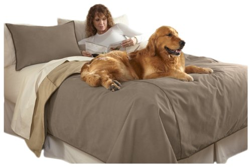 Orvis Reversible Dog Proof Coverlet And Matching Shams