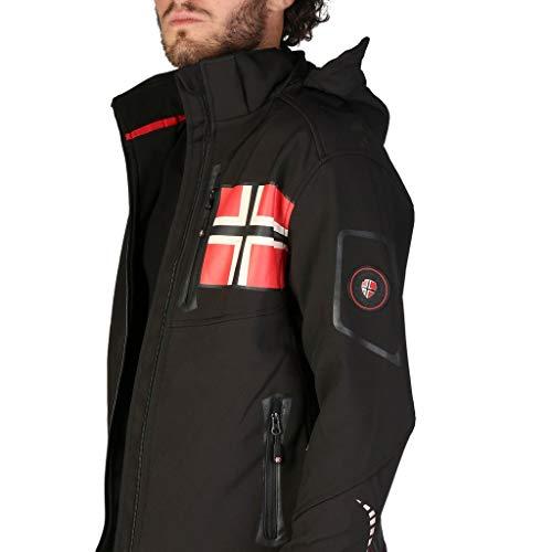 Xxl Norway Vestes Noir Renade man Homme Geographical fZPCqzz