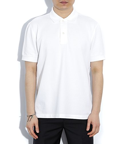 Price comparison product image Wiberlux Tom Ford Men's Classic Polo Shirt 50 White