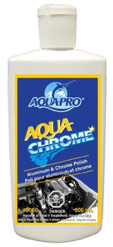 (AQUA CHROME - Aluminum, Chrome and Stainless Steel Polish 500ML )