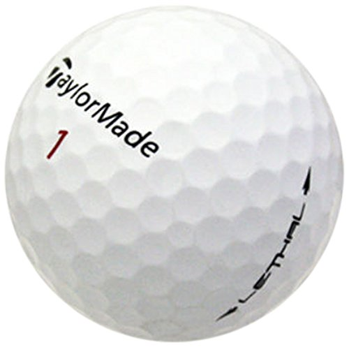 Taylormade Pre Owned - Taylor Made Lethal AAAA Pre-Owned Golf Balls