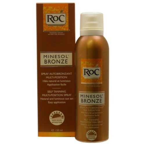 Roc Self Tanning Multi Position Spray 150ml by Think Rugs
