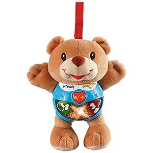 VTech Happy Lights Bear, Brown