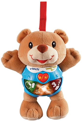 VTech Happy Lights Bear, Brown -