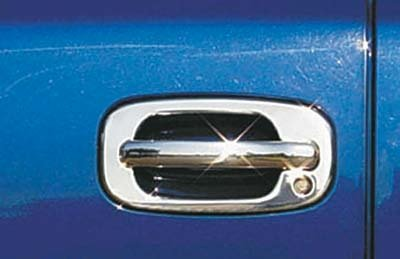 Door Handle Excursion Chrome (TFP 441 Chrome Door Handle Insert)