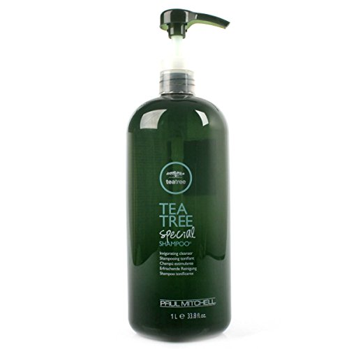 Paul Mitchell Tea Tree Special Shampoo, 33.8 (Tea Tree Shampoo)