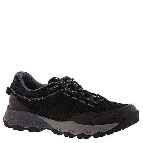 Vionic Women's McKinley Low Top Hiking Shoes Black 9 M by Vionic